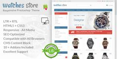 Deals Watches Store - Prestashop Responsive ThemeThis site is will advise you where to buy