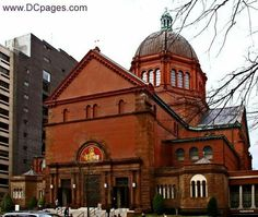 Catholic Church of St Matthew cathedral of Archdiocese of  Washington,USA