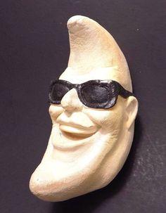 "Squishy Mac Tonight Puppet McDonalds Fingertronic Moon Sunglasses Toy Retro 6.5"" #McDonalds"