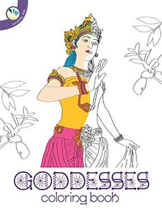 Goddesses Coloring Book by Individuality Books http://www.amazon.com/dp/1523402768/ref=cm_sw_r_pi_dp_Hef4wb0MPMGZZ