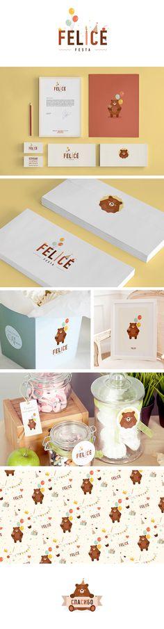 Felice festa on Branding Served