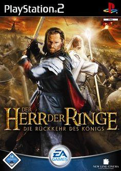 Der Herr der Ringe: Die Rückkehr des Königs: Playstation 2: Amazon.de: Games