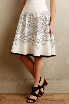 Bellflower Skirt - anthropologie.com
