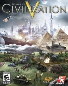 Civilization V for Mac/Pc - I haven't played a Civ game in years, but I'm loving Civ V. I love the depth of these games.