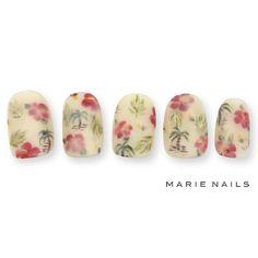 #マリーネイルズ #marienails #ネイルデザイン #かわいい #ネイル #kawaii #kyoto #ジェルネイル#trend #nail #toocute #pretty #nails #ファッション #naildesign #ネイルサロン #beautiful #nailart #tokyo #fashion #ootd #nailist #ネイリスト #ショートネイル #gelnails #instanails #newnail #flower #夏ネイル...