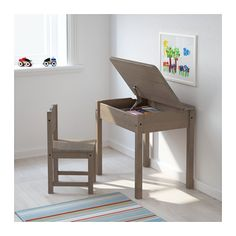 SUNDVIK - Space for reading, coloring, and doing hobbies in a little ...