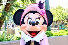 Buena Vista Street Minnie Mouse