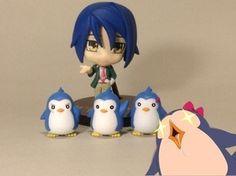 第一部隊、エンペラー・ペンギン!