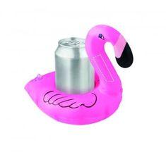 Flamingo flotador bebida Mini flamingo Mini, Vases, Corporate Gifts, Personalized Gifts, Flamingo, Beach, Summer Time, Bebe