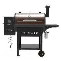Louisiana Grills Country Smoker Cs 300 Tailgater Pellet