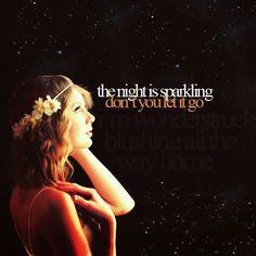 Taylor Swift Tumblr Lyric Quotes
