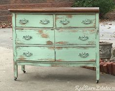 BATHROOM VANITY From An Antique Cabinet! We Find, Restore, Convert, Paint and Distress Your One Of A Kind Bathroom Vanity