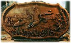 Resultado de imagen para carving ducks
