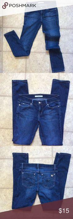 """Joe's cigarette fit (offers welcome) size 27/33"""" inseam in the last photo you can see a hole next to the pocket Joe's Jeans Jeans"""