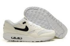 reputable site c7f43 f8a20 Buy Nike Air Max 1 For Men Shoes Beige White Black Sneakers New Arrival  from Reliable Nike Air Max 1 For Men Shoes Beige White Black Sneakers New  Arrival ...