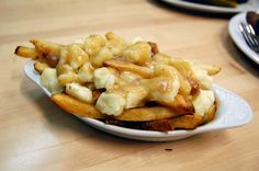 Poutine at Mile End