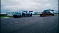 McLaren P1 GTR v Aston Martin Vulcan