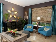 Living Room Decorating Ideas & Design- Living Room Colors, Pictures, Styles, & Remodeling Ideas : Home & Garden Television