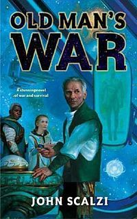 Book Review - Old Man's War by John Scalzi - Feb. 8, 2013