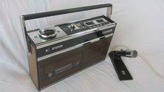 Grundig C200 - 1968 - www.remix-numerisation.fr - Numérisation - Transfert - Restauration audio - Cassette audio - Bande magnétique Audio