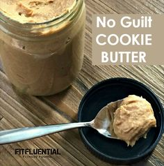 healthy cookie butter recipe