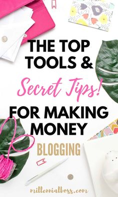 Blogging tools and s...