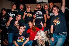 Força Metal BR: Crom: confira banda ao vivo na rádio Stay Rock