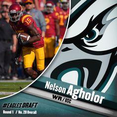 Wholesale nfl Philadelphia Eagles Nelson Agholor Jerseys