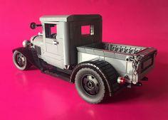 Lego '29 Ford Pickup Hot Rod - 01