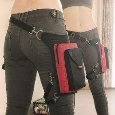 SALE Steampunk Hip Bag Pattern – $14.99