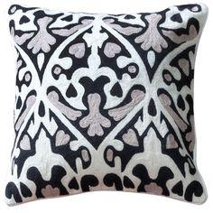 Manor Down Throw Pillow
