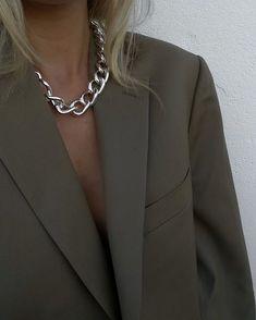 """@79hour on Instagram: """"bold silver"""" -   - #79hour #a79hour #Bold #instagram #jewelry2019 #jewelryformen #jewelryholder #jewelryinspo #jewelryorganization #jewelryset #silver Statement Jewelry, Boho Jewelry, Fashion Jewelry, Jewellery, Silver Jewelry, Passion For Fashion, Love Fashion, Womens Fashion, Classic Fashion"""