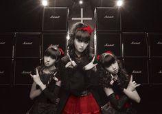 BabyMetal: kawaii, idole japonaise et Heavy Metal