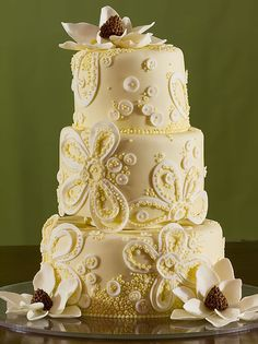 Image detail for -Lace Wedding Cakes | Wedding Cakes