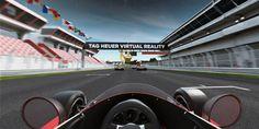 TAG Heuer est précurseur dans ce domaine. Son expérience de Réalité Virtuelle a pour objectif de transmettre les valeurs de la marque et de mettre en avant sa collection la plus emblématique de montres, la Carrera. Présentée pendant BaselWorld 2016, la Mecque de l'Horlogorie, elle est aujourd'hui disponible lors d'événements internationaux et en boutiques. Accessible avec un Samsung Gear VR et via un casque spécialement développé par 909c pour l'expérience.