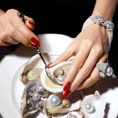 Looking for Oysters? Washington state's oysters are among the best in the US. Do It Yourself Fashion, Luxe Life, Jewelry Photography, Art Photography, Girls Best Friend, Pearl Jewelry, Jewelry Rings, Jewlery, Cartier Jewelry