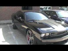 Cammed and Blown SRT8 Dodge Challenger