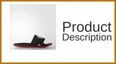 Adidas Mens adilette D Rose Slides