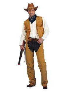 Adult Male Cowboy