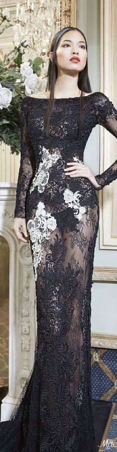 Haute Couture 2015 Evening Yolan Cris  jαɢlαdy