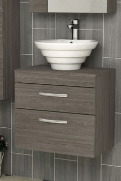 You will feel proud of having a Turin wall mounted worktop with Countertop round sink in your bathrooms which will bring smiles not only on your face but also on your guests.Comes complete with Hinge and Handle!