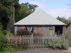 Cottage, Penola South Australia www.driveaustralia.com.au