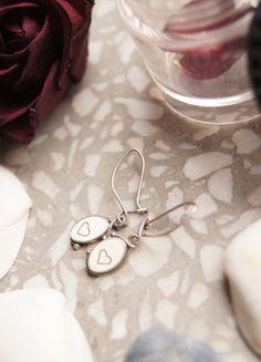 Kup mój przedmiot na #vintedpl http://www.vinted.pl/akcesoria/bizuteria/11663103-srebrne-subtelne-kolczyki-z-serduszkami-bardzo-kobiece