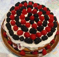 ... of July on Pinterest | Fourth of July, Flag cake and 4th of july cake