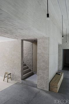 Working within the rural vernacular, architect Vincent Van Duysen brings new life and a rigorous simplicity to a centuries-old farmhouse in the Belgian countryside.