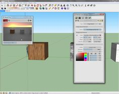 7/8 Maxwell for SketchUp: Environment Sky and HDRI