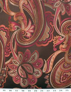 Dahlia Java | Online Discount Drapery Fabrics and Upholstery Fabric Superstore!