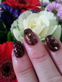 IBD PlumRaven nail art Nail Art 2014, Gel Polish, Nails, Finger Nails, Ongles, Gel Nail Varnish, Nail, Nail Manicure, Polish