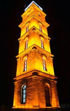 Tophane Kulesi - Bursa