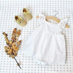 Cheap baby clothing, Buy Quality dress cute directly from China dresses dress Suppliers: summer baby girl baby Easter embroidered lace cotton romper dress cute clothing triangle jeans dress Bodysuit Dress, Romper Dress, Lace Romper, White Romper, Lace Ruffle, Jeans Dress, Ruffle Sleeve, Baby Bodysuit, White Dress
